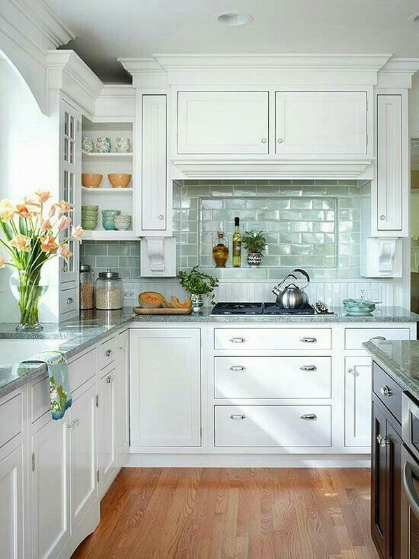 70+ Stunning Kitchen Backsplash Ideas - For Creative Juice