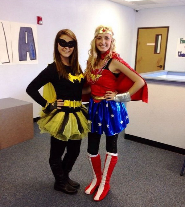 Grab your bff and choose from easy buys to diys. 45 Inspirational Best Friend Costume Ideas For Halloween For Creative Juice
