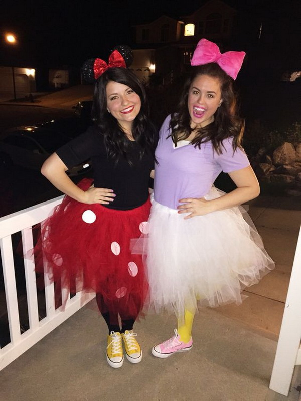 Diy sexy minnie mouse costume
