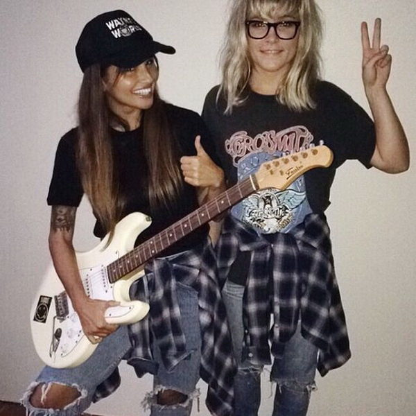 Wayne's World Garth and Wayne Costume.