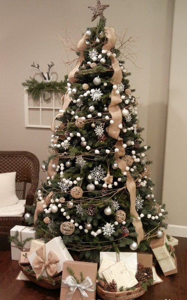 The Most Creative Christmas Tree Ideas for Your Holiday