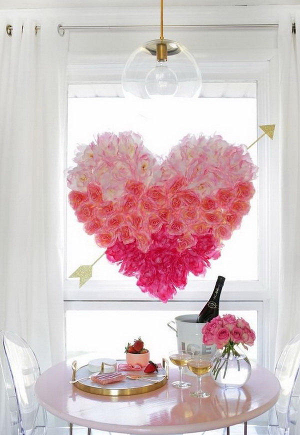 Pretty and easy craft projects perfect for Valentine's Day.