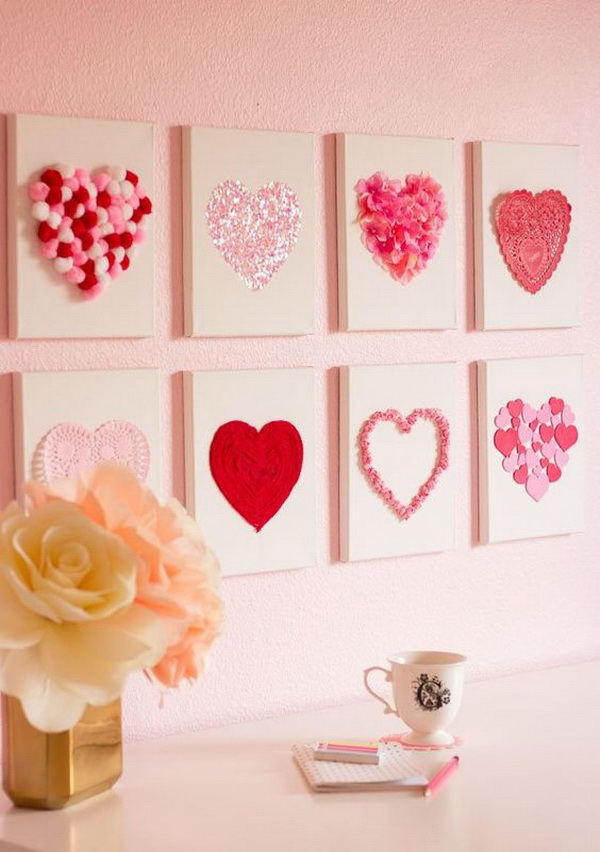 Heart Wall Decor.