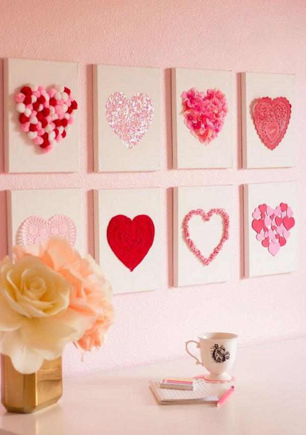 Heart Wall Decor.
