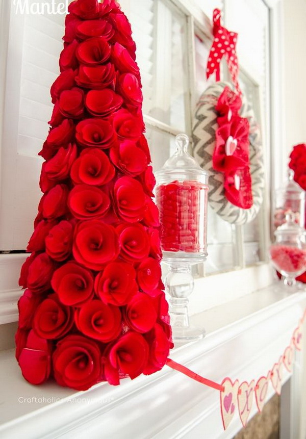 30+ Romantic Decoration Ideas For Valentineu0027s Day   For Creative Juice    Valentines Day Centerpieces