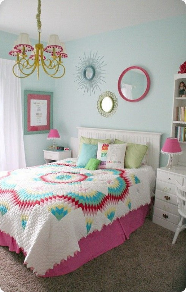 Enjoyable Awesome Tween Girls Bedroom Ideas For Creative Juice Beutiful Home Inspiration Truamahrainfo