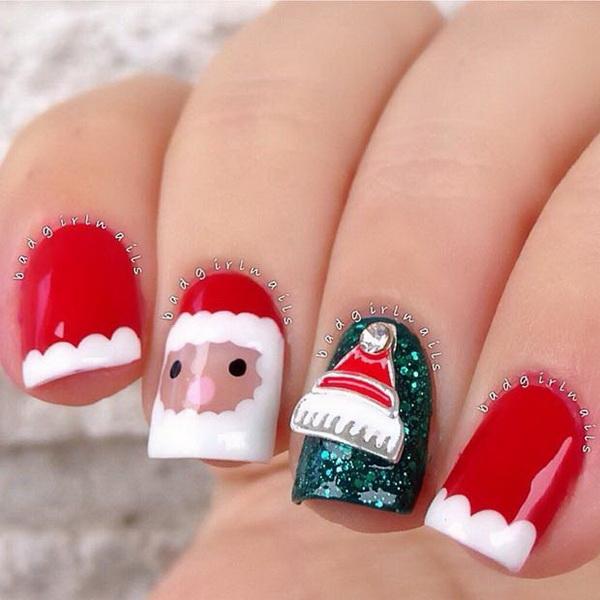 65+ Best Christmas Nail Art Ideas for 2020.