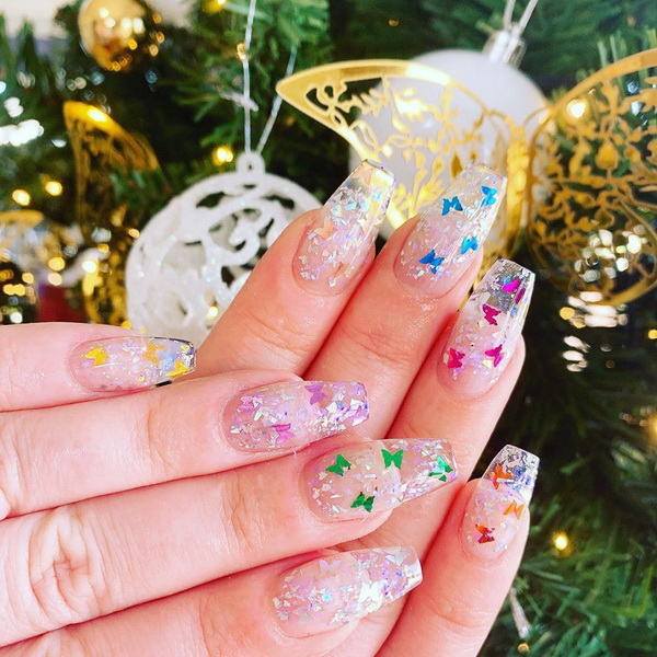 45+ Super Trendy Acrylic Nails for 2020 , For Creative Juice