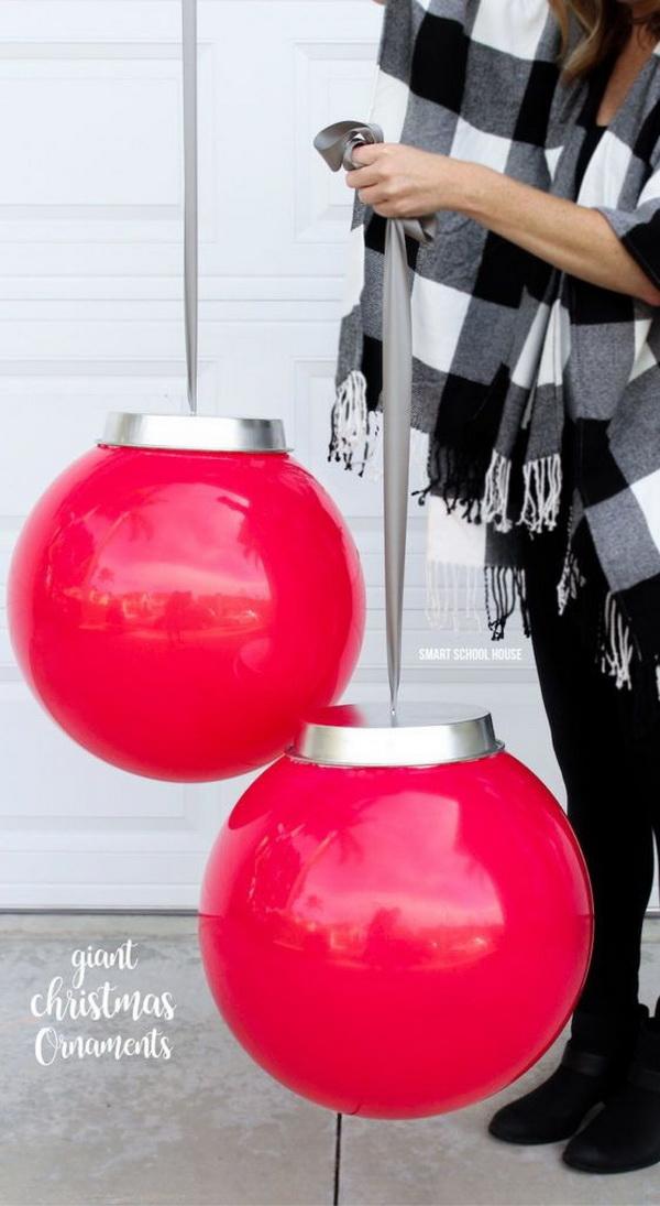 Big Plastic Balls.