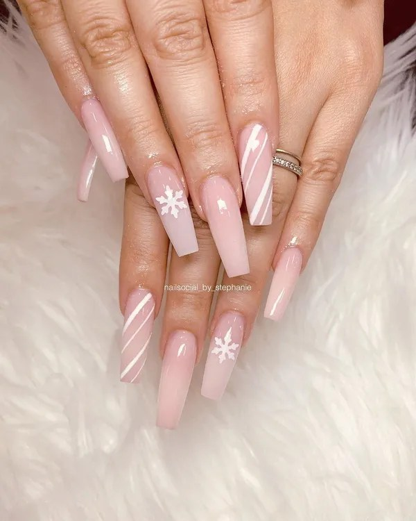 45+ Super Trendy Acrylic Nails for 2020. Acrylics nails tend to be much more fashionable and can offer you a shine as well as unbreakable longer nails.