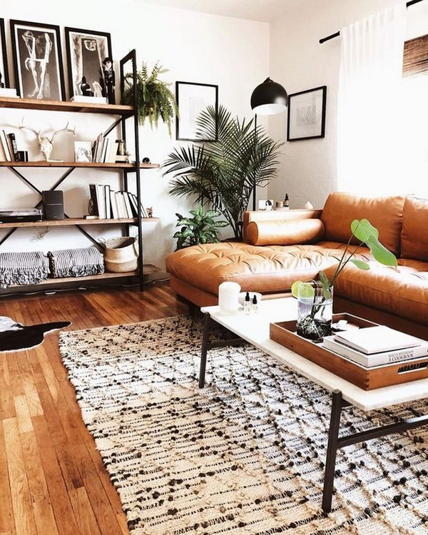 40 Chic Bohemian Interior Design Ideas For Creative Juice