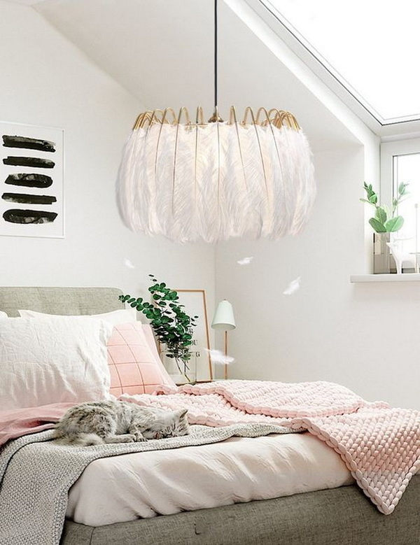 Simple and Light luxury Lamps Fixture.