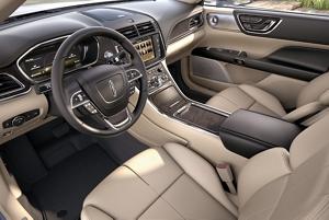 2019 Lincoln Continental  Luxury Car  Lincolncom