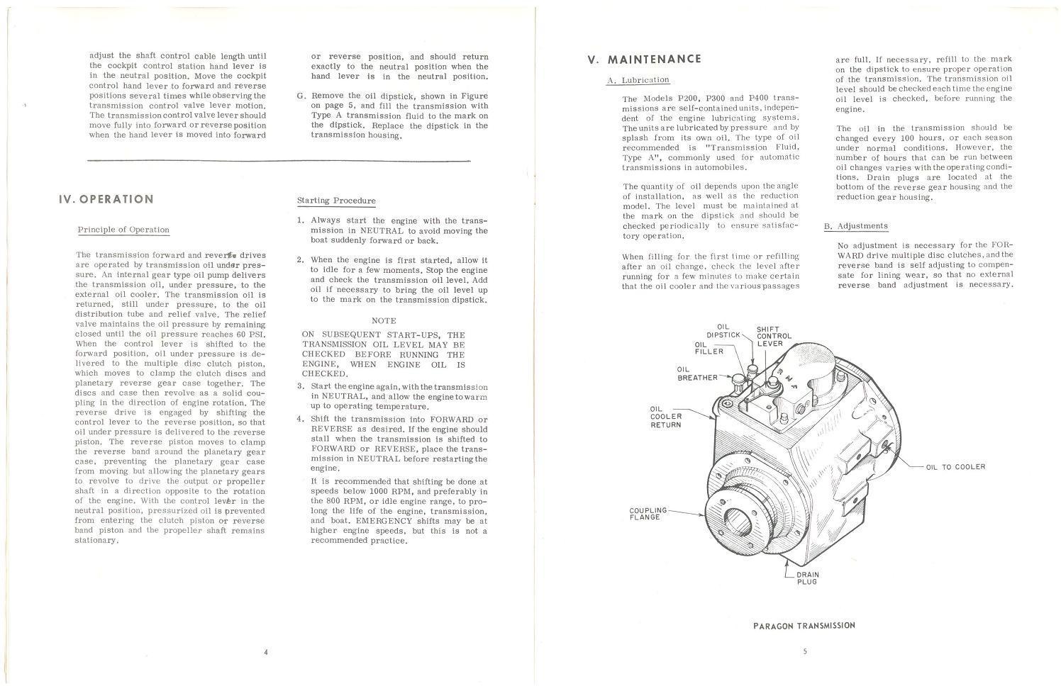 Chris Craft Commander Forum: Paragon Hydraulic