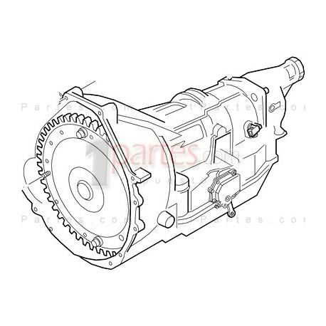 Transmisión (CAJA DE CAMBIOS)|Ford|Explorer|F-150|Mustang