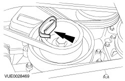 Ford Engine Rotation Direction Engine Coolant Flow wiring