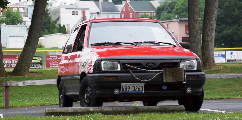 regular car reviews 1991