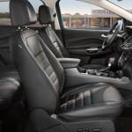 2019 Ford Escape Interior Colors