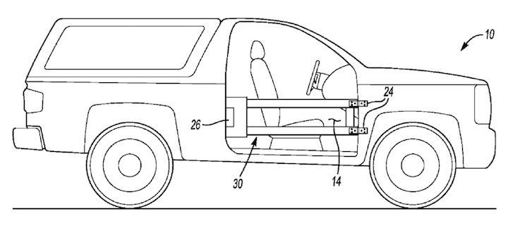 2020 Ford Bronco May Get Unique Trick Removable Doors
