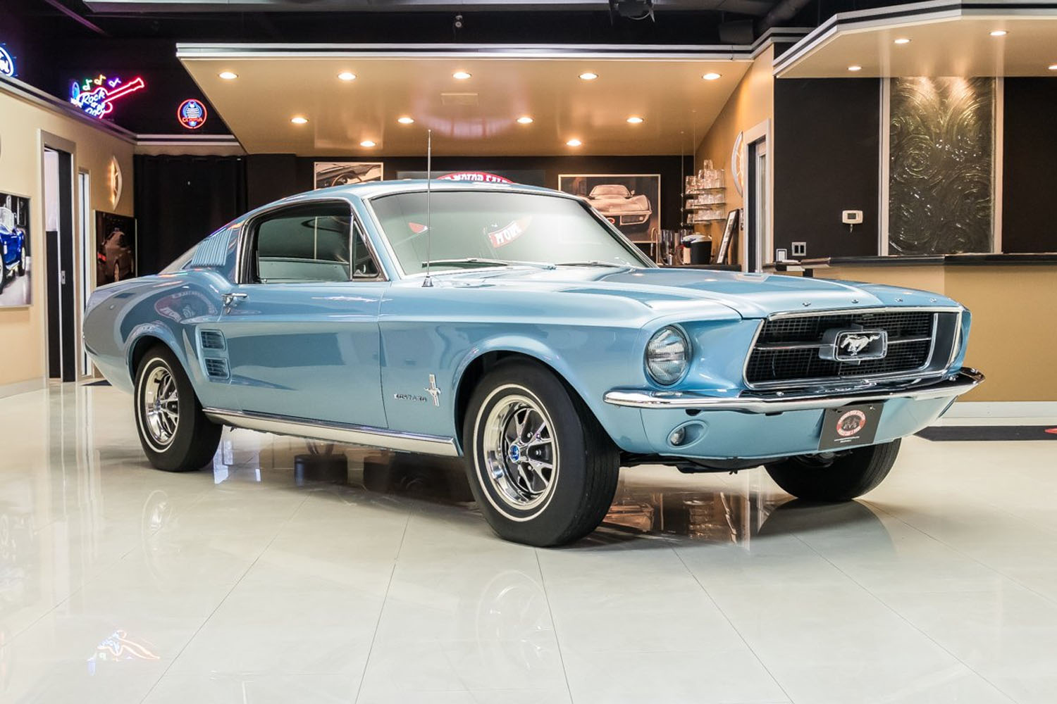 We're in the same boat. 1967 Ford Mustang S Code Gt Fastback Restoration For Sale