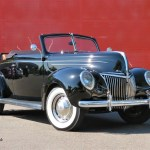 1939 Ford Deluxe Convertible Is Ready To Rumble