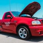 Ford Svt Lightning Trucks Gather In Daytona