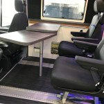 Wellhouse Leisure Ford Transit Giant Camper Van Has A Great Layout