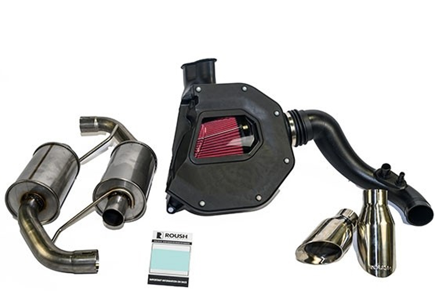 roush performance pac level 2 for
