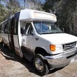 Ford E Series Shuttle Bus Converted To Luxurious Camper Video