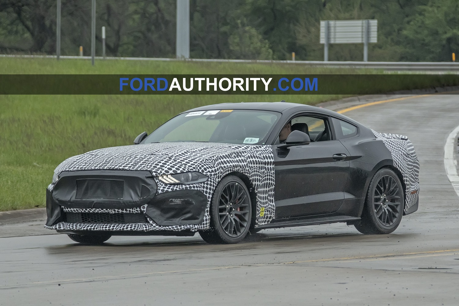 2021 2021 mustang mach 1. 2021 Mustang Facelift Spied Testing One More Time