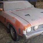 Super Rare 1973 Ford Falcon Gt Rpo 83 Is Barn Find Gold Video