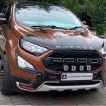 This Modified Ford Ecosport Raptor Hurts Our Eyes Video