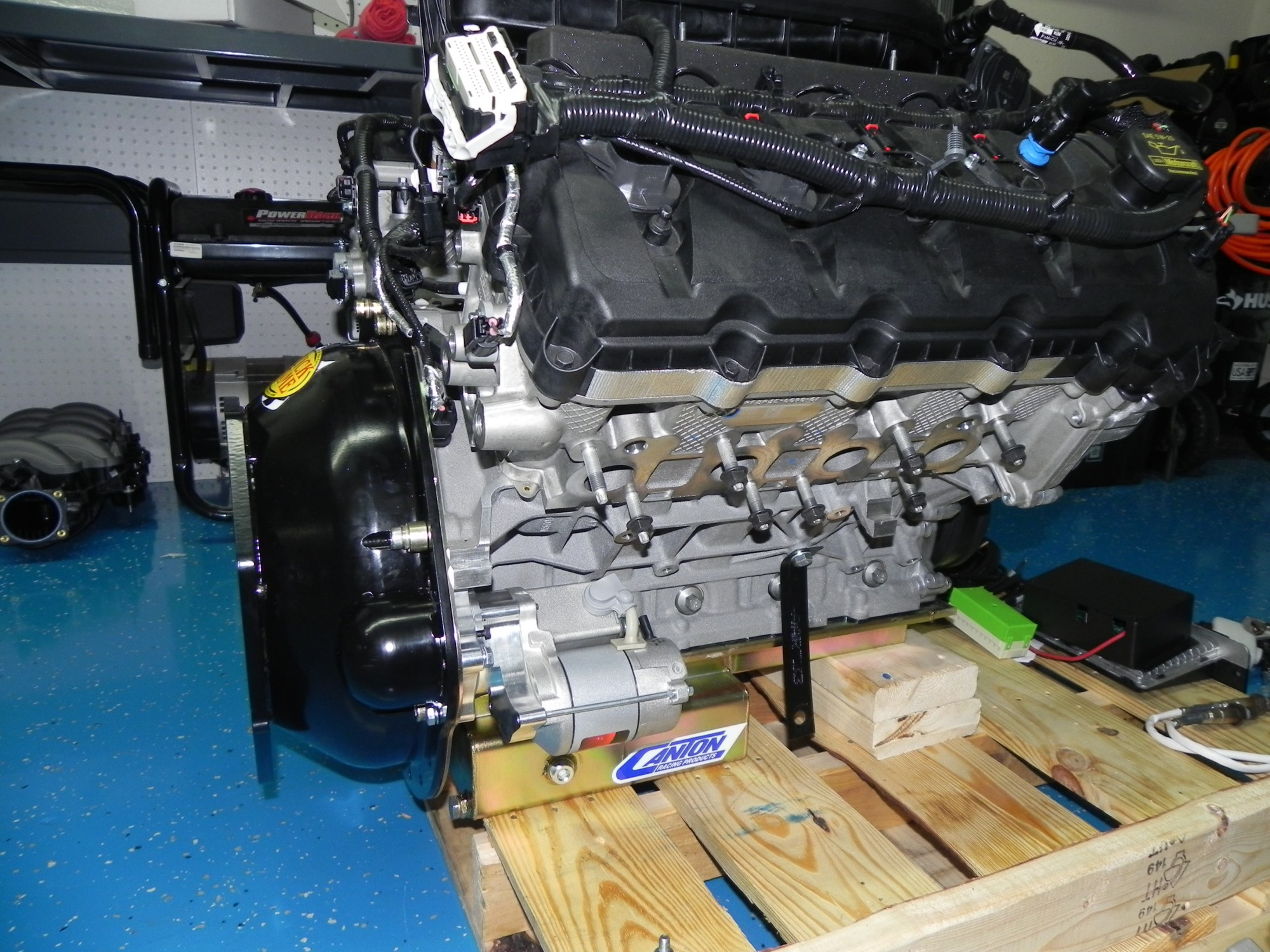 hight resolution of 5 0 ford coyote with tremec