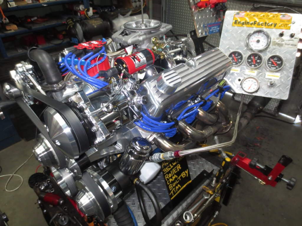 72 Ford Alternator Wiring Daytona Coupe 302 Turnkey Efi Engine