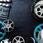 Retro video film rolls
