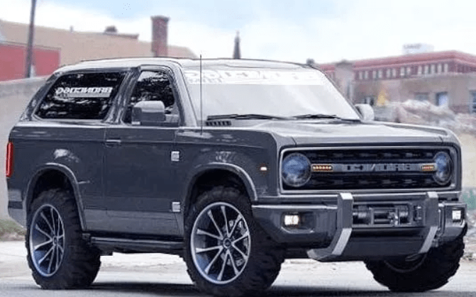 2019 Ford Bronco Price, Interior, Concept | Ford Engine