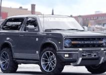 2019 Ford Bronco Exterior