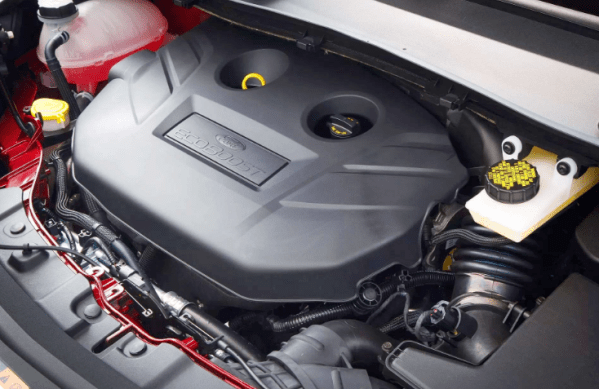 2019 Ford Escape Engine