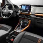 2019 Ford Taurus Interior