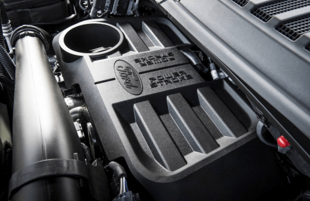 2019 Ford 150 Engine