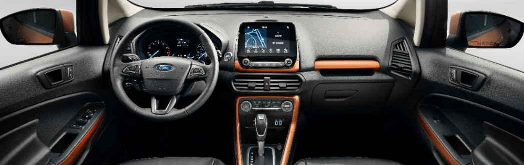 2019 Ford Ecosport Interior Ford Engine