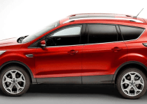 2019 Ford Escape Hybrid Exterior