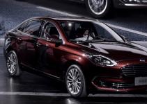 2019 Ford Escort Exterior
