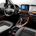 2019 Ford Escort Interior