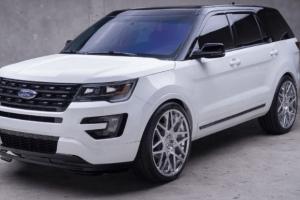 2019 Ford Explorer Exterior