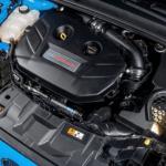 2019 Ford Fiesta Engine