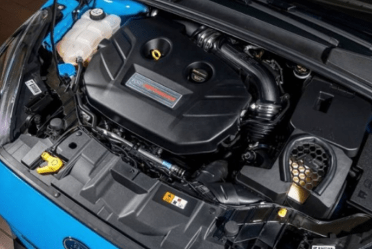 2019 Ford Fiesta Engine