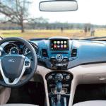 2019 Ford Fiesta Interior
