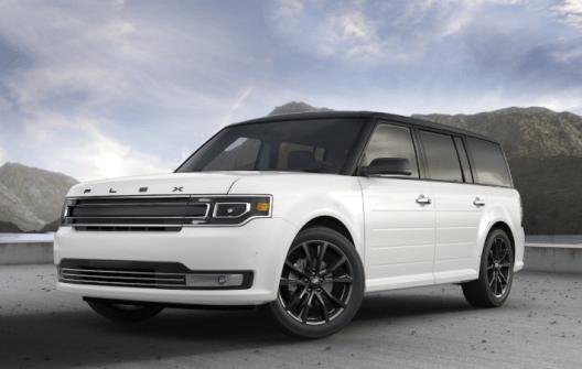 2019 Ford Flex Exterior