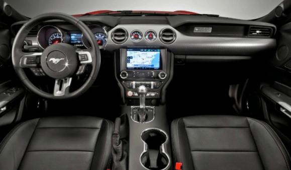 2019 Ford GT500 Interior